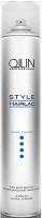 OLLIN Style Лак для волос ультрасильной фиксации без отдушки