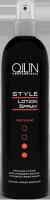 OLLIN Style Лосьон-спрей для укладки волос средней фиксации, 250 ml