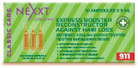 NEXXT Экспресс лосьон-реконструктор против выпадения волос в ампулах