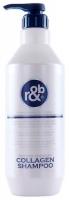 R&B - Коллагеновый шампунь для волос Phyton Therapy Collagen Shampoo