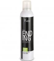 Kezy The Ending Project Hard Tech - Экологический лак эстрасильной фиксации